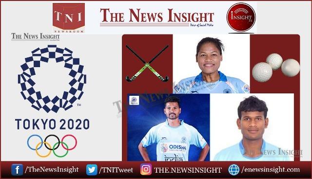 3 Hockey Players from Odisha seal Tokyo Olympics Berth