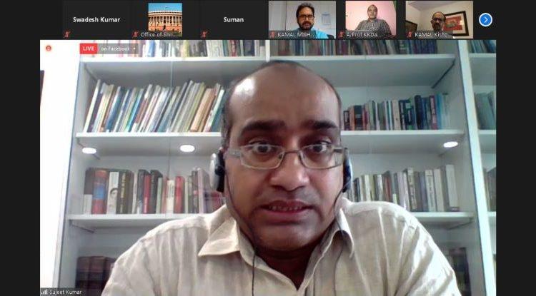 Sujeet Kumar Global Development Dialogue