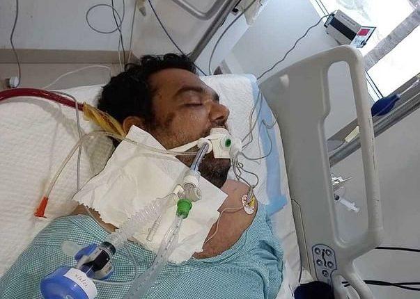 Help Deepak Mohanty in his battle against Covid-19-Mialp