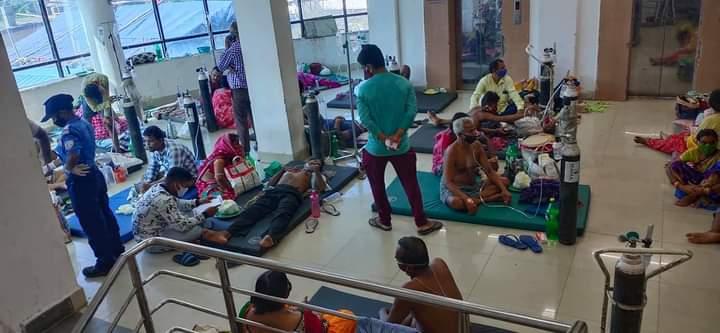Health Infrastructure Ganjam