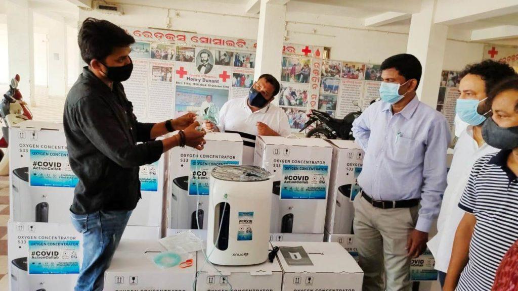 Jai Odisha-Oxygen Concentrators