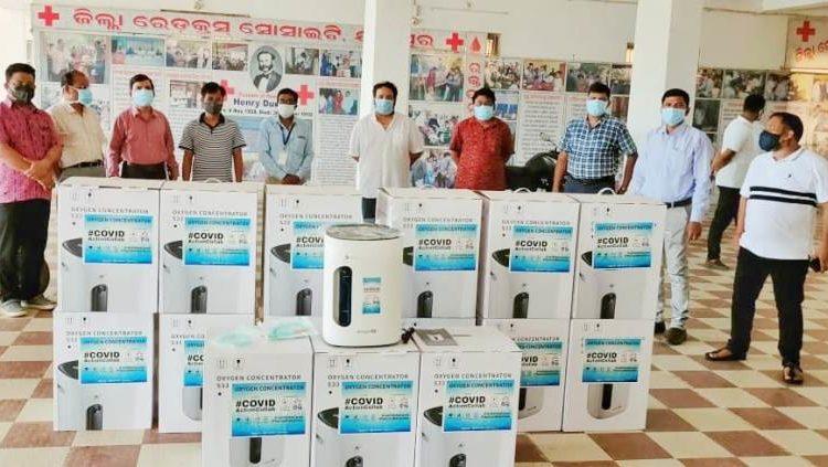Jai Odisha extends supports in Odisha's fight against Covid-19