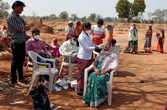 Maharashtra holds Corona Free Village Contest