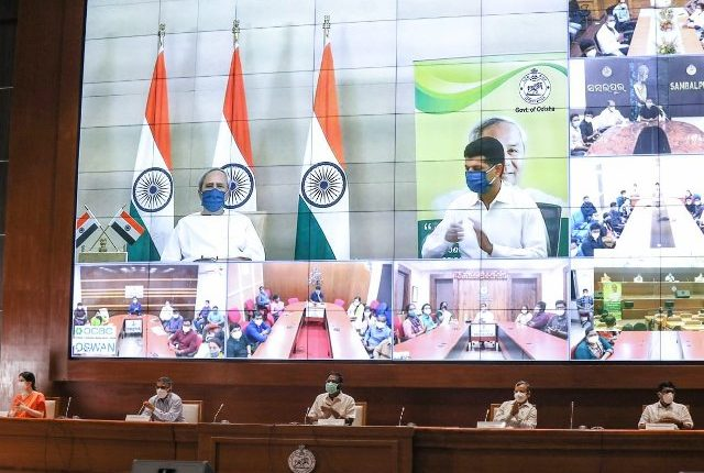 Odisha CM addresses the orientation programme of 786 newly appointed doctors