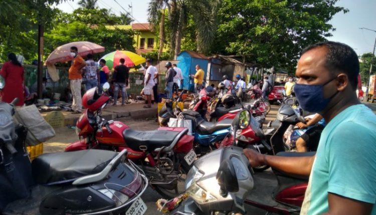 Weekend Shutdown Odisha