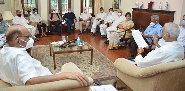 Opposition Unity Prashant Kishor