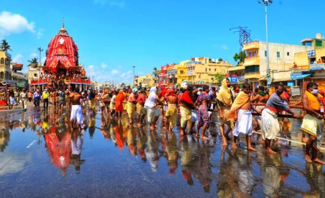 Ratha Jatra 2021 in Puri-Check Guidelines
