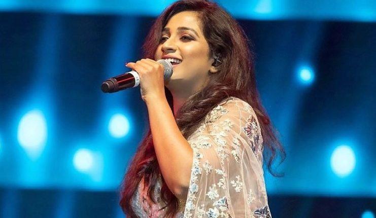 Shreya Ghoshal Day