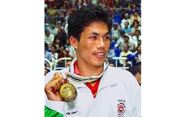 Tribute to Champion Boxer N Dingko Singh