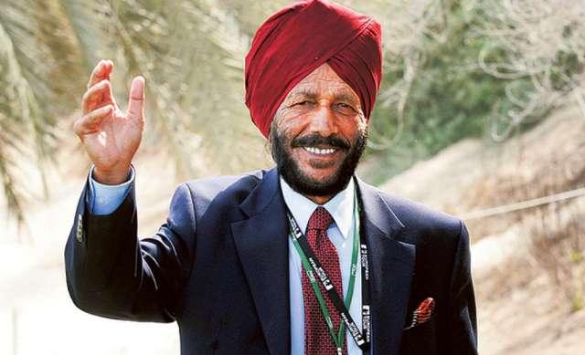 Tribute to the Flying Sikh Captain Milkha Singh