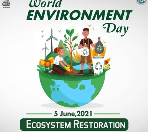 World Environment Day-Ecosystem Restoration