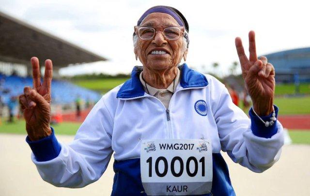 Centenarian Sprinter Bebe Mann Kaur passes away at 105