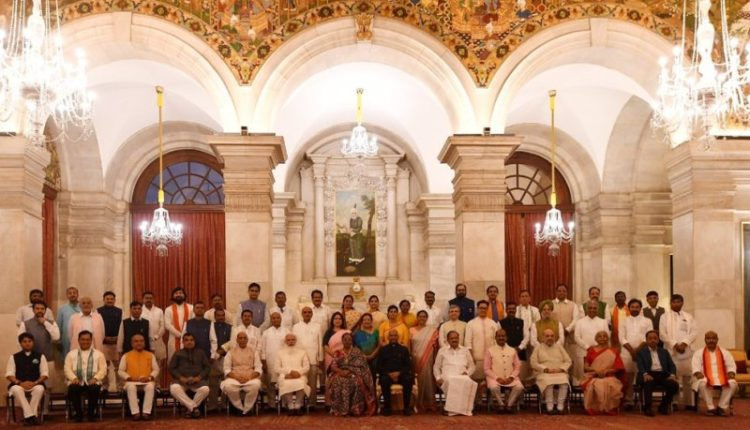 List of Union Ministers with Portfolio (2021)