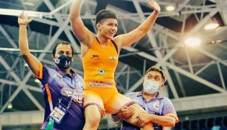 Wrestler Priya Malik wins Gold in Wrestling World Cadet Championship in Budapest, Hungary