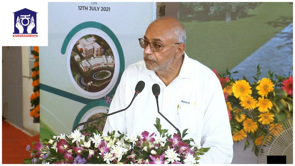 Odisha CM lays foundation of Bagchi- Karunashraya Center of Palliative Care1