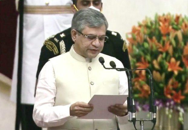 Ashwini Vaishnaw Cabinet Minister