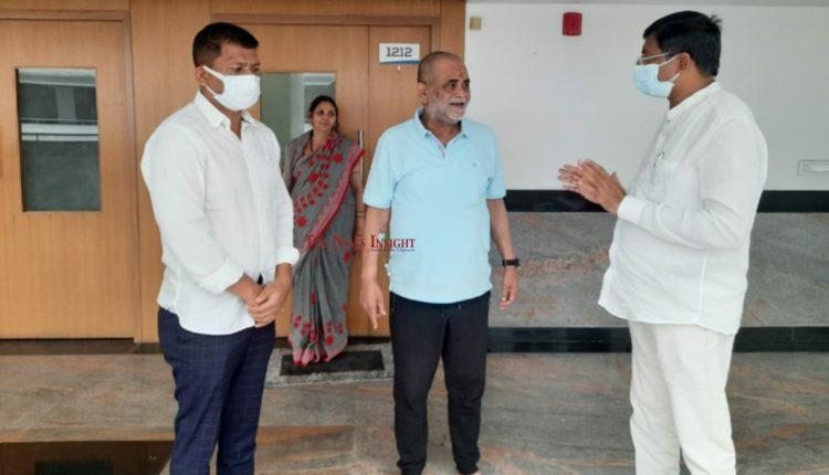 Tara Prasad Bahinipati Hyderabad Hospital