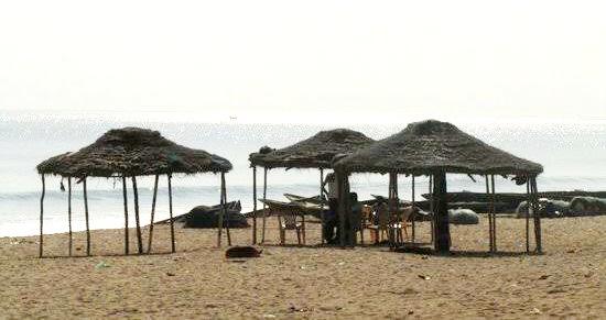 Puri Beach Shacks Liquor Odisha