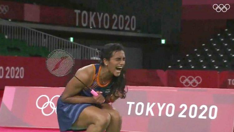 PV Sindhu Badminton Tokyo Olympics