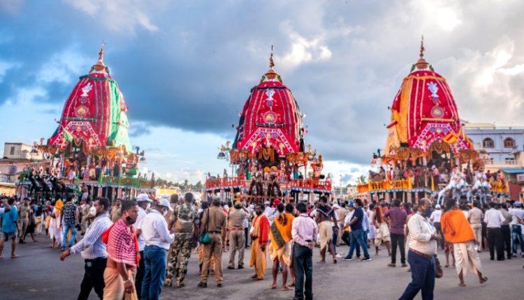 Ratha Jatra 2021-Chariots of holy Trinity reach Gundicha Temple
