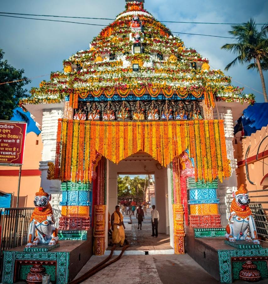Ratha Jatra - Gundicha Temple
