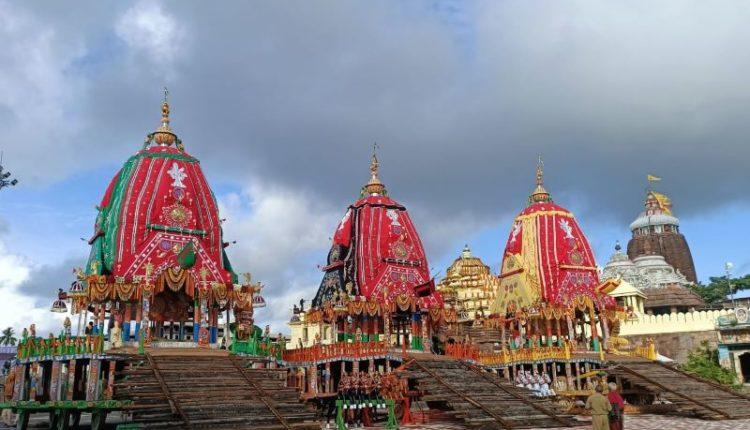 Ratha-Jatra-Puri-Odisha LIVE
