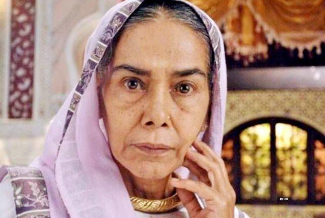 Veteran actress Surekha Sikri passes away following a cardiac arrest