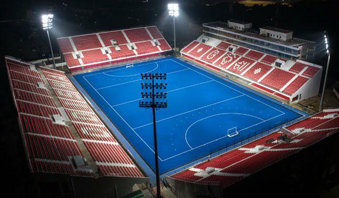 Kalinga Stadium Bhubaneswar Odisha