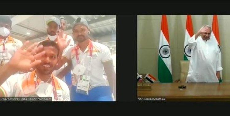 Odisha celebrates Olympic Glory in Hockey