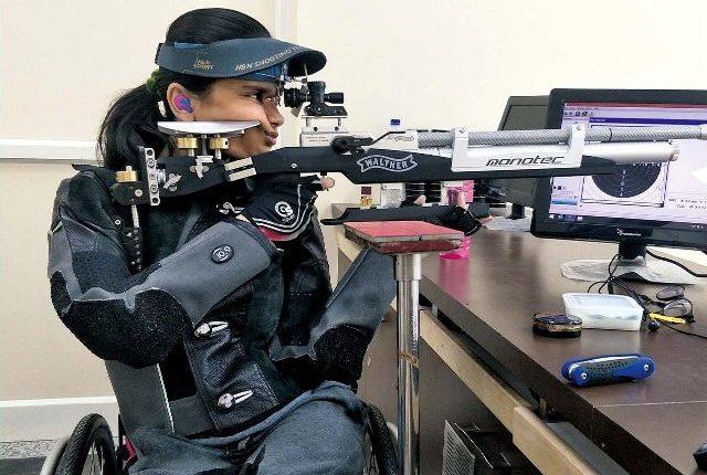 Shooter Avani Lekhara to make Paralympic debut in Tokyo