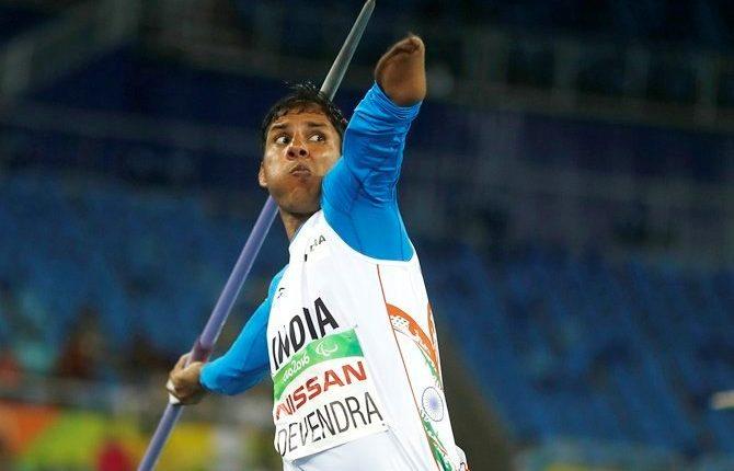 Devendra Jhajaria aims for 3rd Gold at Tokyo Paralympics