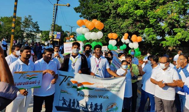 Government of India celebrates and commemorate 75 years of progressive India 'Azadi ka Amrit Mahotsav'