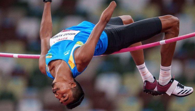 Nishad Kumar wins the Silver medal in Men's High Jump T47 at Tokyo Paralympics.