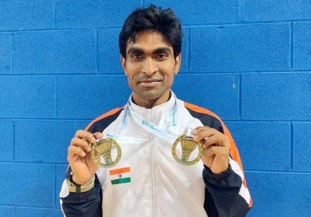 Odia Star Pramod Bhagat eyes Gold at Tokyo Paralympics