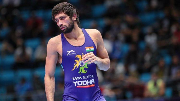 Ravi Kumar Dahiya Wrestling Olympics
