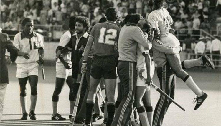 India Hockey Gold 1980 Moscow Olympics