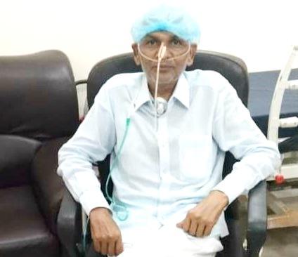 Pradipta Naik Covid AIIMS