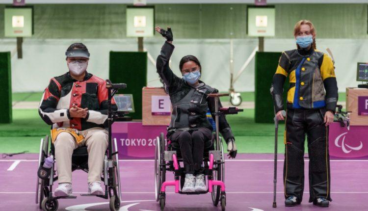 Avani Lekhara Paralympics Gold