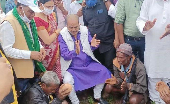 Taraprasad Bahinipati Bhalu Odisha Congress