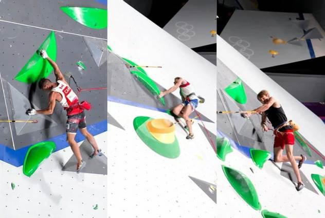 Sport Climbing makes Olympics Debut