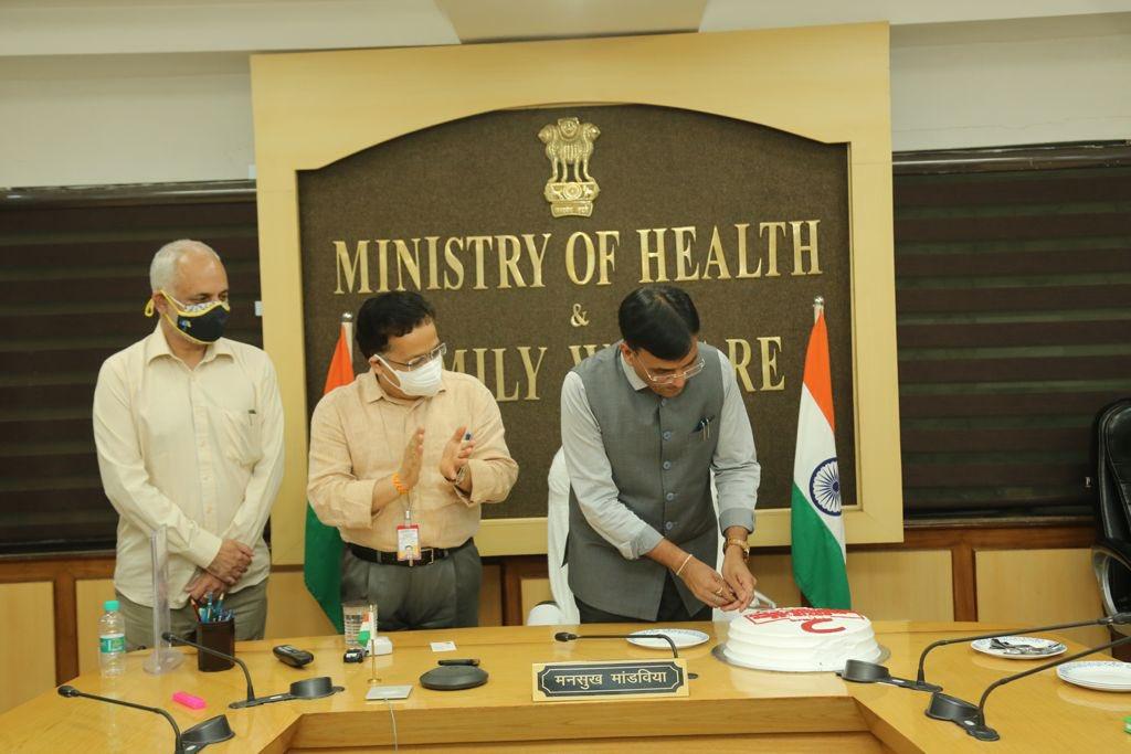 2 Crore+ Covid Vaccine Doses on PM's Birthday