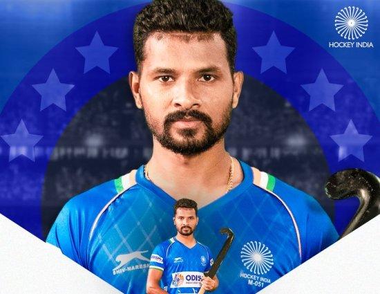Birendra Lakra retires from Indian Hockey Team