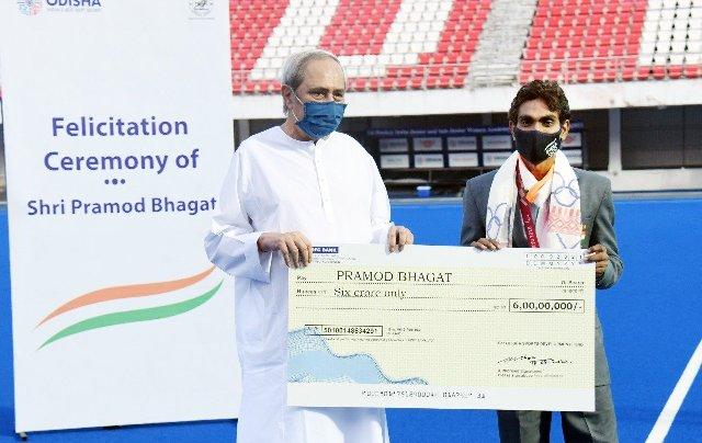 Golden Boy Pramod Bhagat aspires to be Deputy Collector