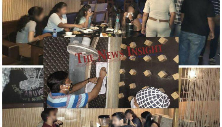 Mad Mule Bar Sealed in Bhubaneswar