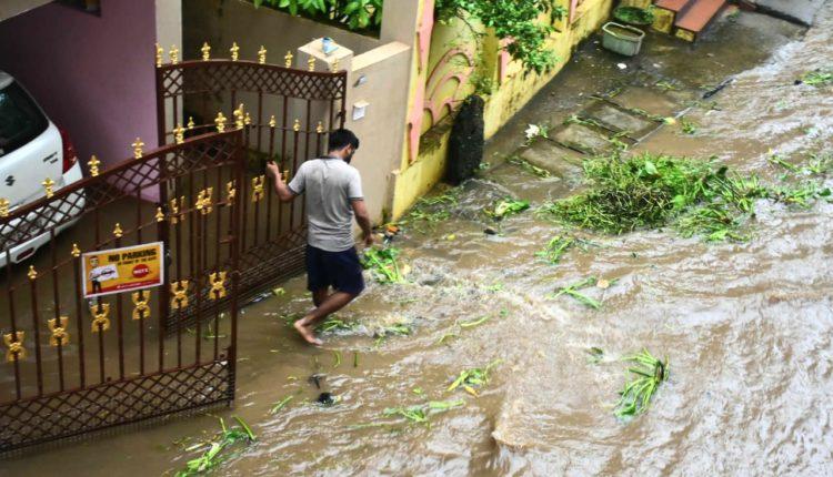 Bhubaneswar Rains September 12 2021