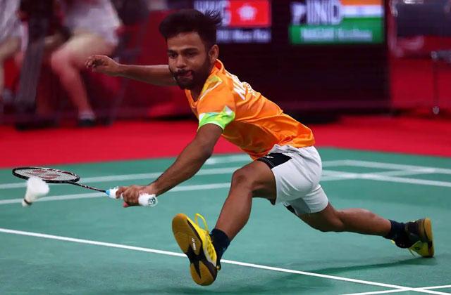 Krishna Nagar wins Gold in Men's Singles SH6 Class at Tokyo Paralympics
