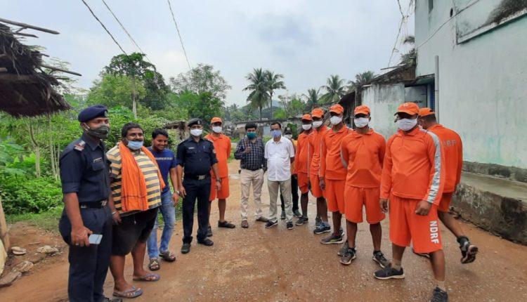 Odisha Govt ready to face Cyclonic Storm 'Gulab'; puts 7 Dists on alert
