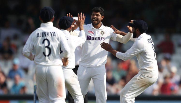 India vs England 4th Test Oval
