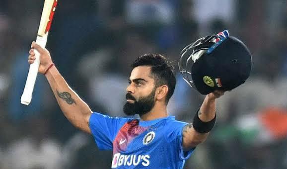 Virat Kohli T20I Captain India
