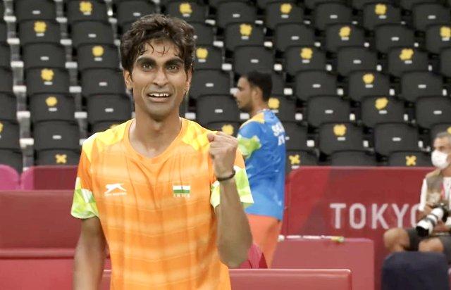 Pramod Bhagat scripts history; wins India's 1st Para Badminton Gold